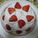 クリスマスケーキ!半分手作りの超簡単でおいしい作り方は?