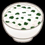 大根レシピ!大根の葉っぱで菜飯(なめし)を作ろう!