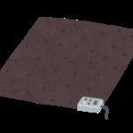電気カーペットの電気代は安いの??